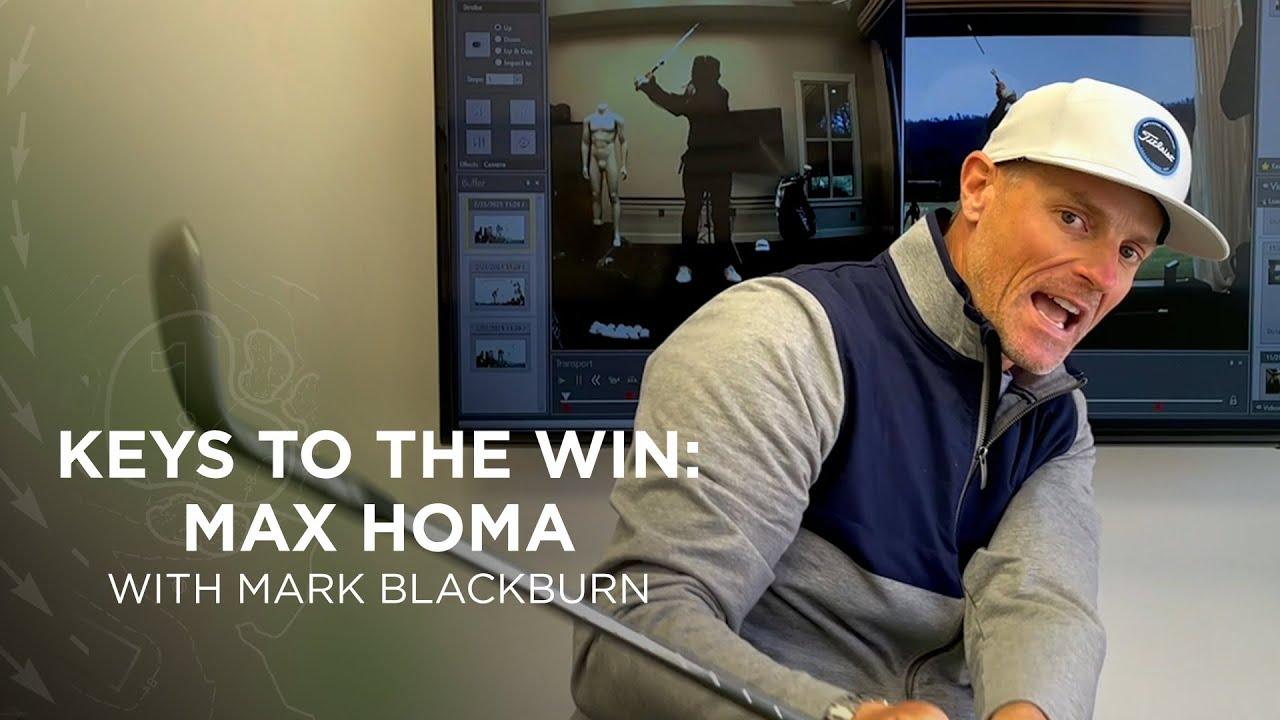 Keys to the Win: Max Homa at the Genesis Invitational