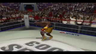 Knockout Kings 2002 Gamecube