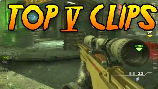 top 5 clips of the week sick weapon swap 6 on screen