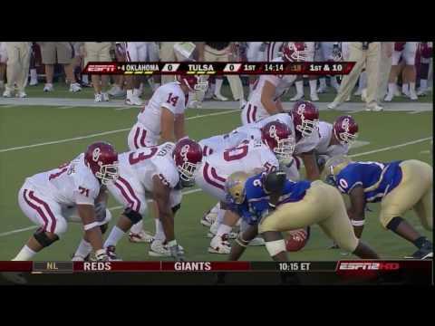 2007 Oklahoma Vs Tulsa