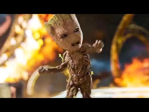 Thumbnail: GUARDIANS OF THE GALAXY 2 'New Adventure' TV Spot Trailer (2017)