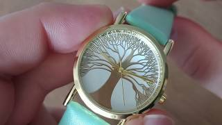 Tree watch - women's watch from Aliexpress (Time for ladies! by Marvelous Watches)