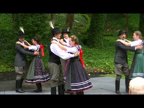 Hungarian Scouts Folk Ensemble Czardas Dance