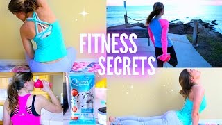 Fitness Secrets You Need To Know!