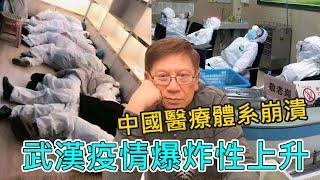 中文字幕-武漢疫情爆炸性上升-中國今日再封七八個千萬人級大城市-顯示中國醫療體系崩潰無法控制-蕭若元-理論蕭析-2020-02-05