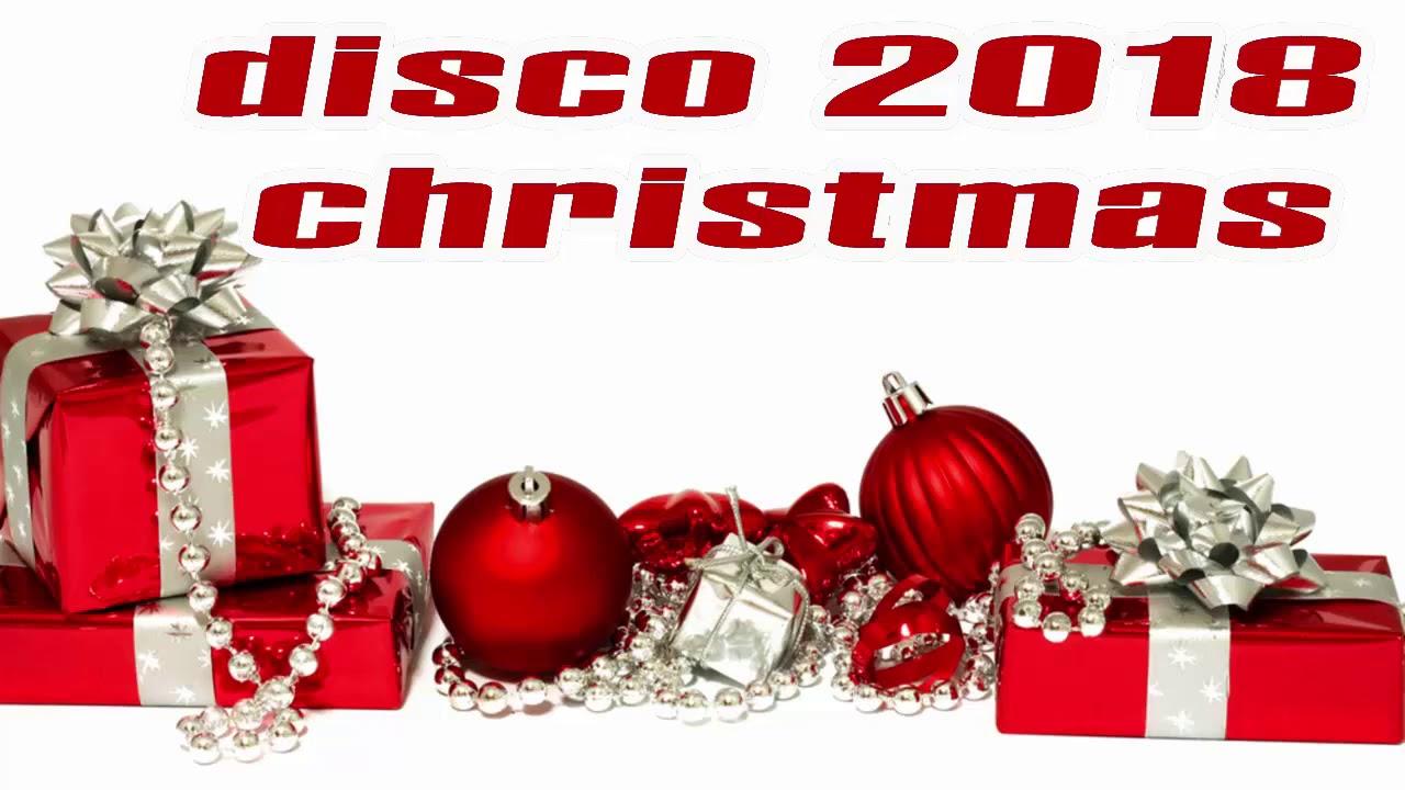 Non-stop Christmas Songs Medley Disco Remix 2018 - YouTube