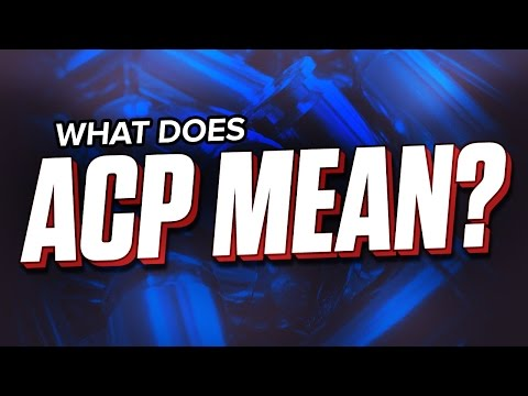 What Does ACP Mean? - Ask USCCA