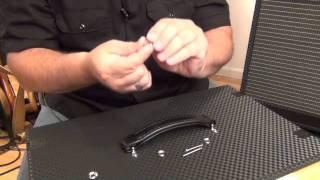 Portaflex Series Demo Part 2 - Attaching a Portaflex Head to a Portaflex Cab