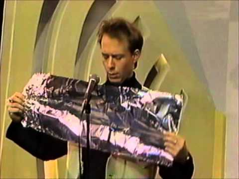 Joel Hodgson standup routine - Land O Loons 3, 1989 KTCA Channel 2 PBS