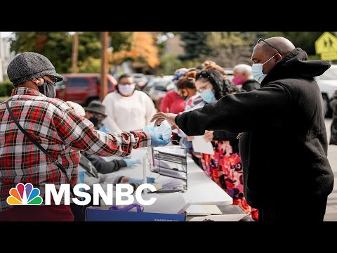 Velshi: Doing The Work To Be Anti-Racist | MSNBC