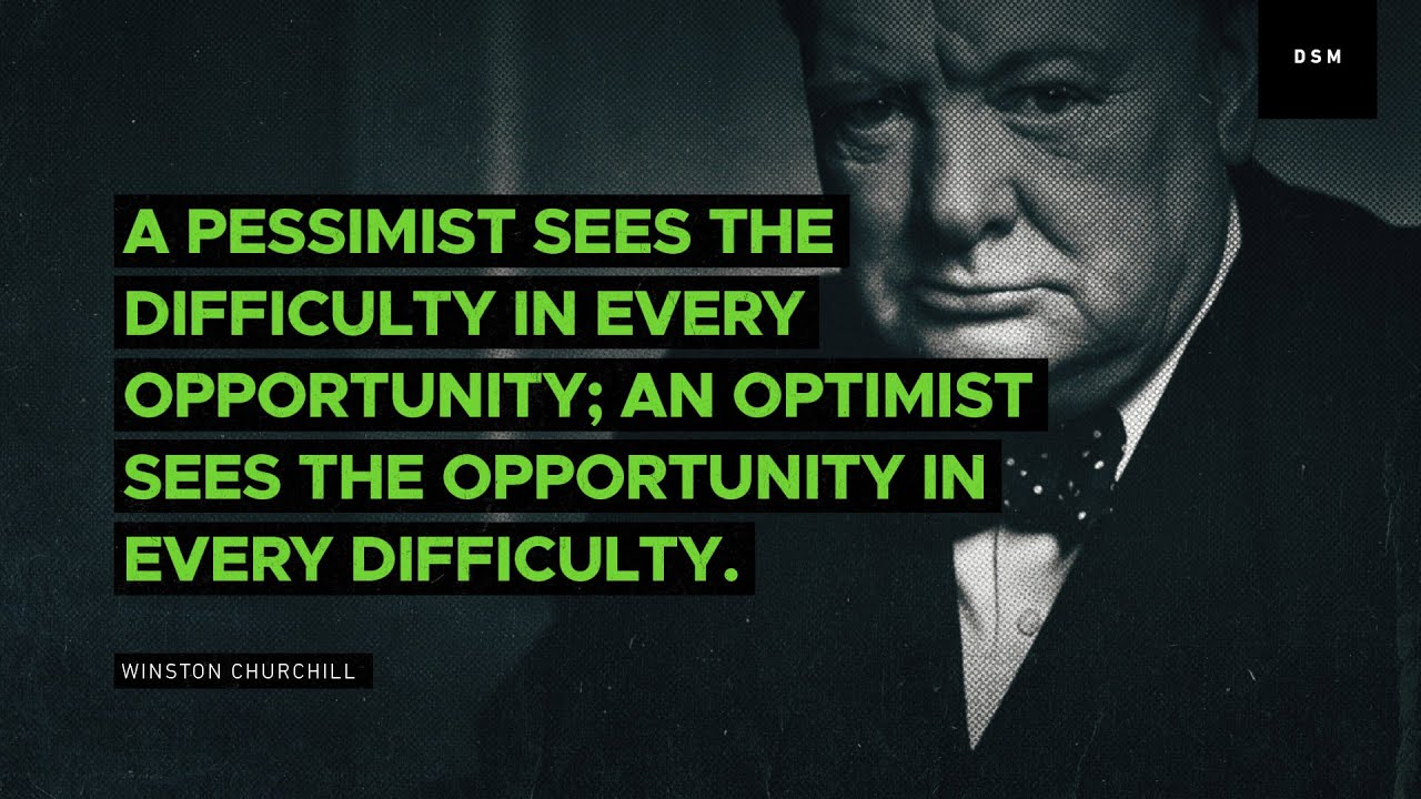 Eric Worre Quotes Sales Motivation Quote A Pessimist Sees The Difficulty In Every