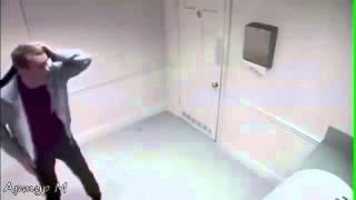 приколы над людьми в туалете