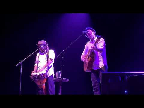 Sleeping To Dream (clip), Song For A Friend & Gypsy Mc - Jason Mraz - 11.30.18