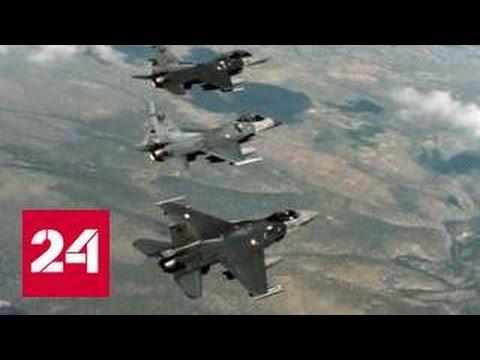 Турецкие военные начали спецоперацию в Сирии