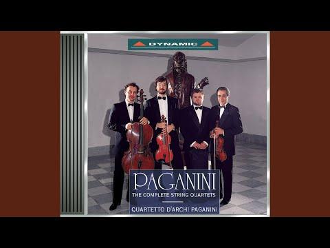 String Quartet No. 3 in A Minor, MS 20: II. Minuetto: Andantino