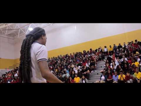 ScrillyMarz x JonesBoro Middle SchoolDirected  Wylout Films