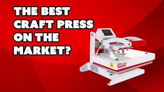 Everything You Need To Know About The Siser Craft Heat Press