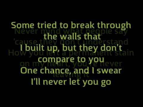 """Permanent Stain"" Backstreet boys lyrics•karaoke, in a world like this"