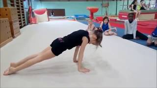 gym entrainements Avril Barres
