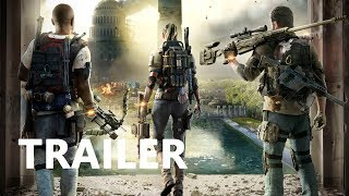 The Division 2 - Teaser Trailer   E3 2018