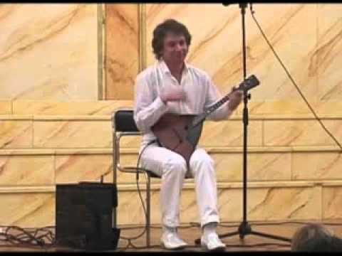 Алексей Архиповский виртуоз с балалайкой.flv
