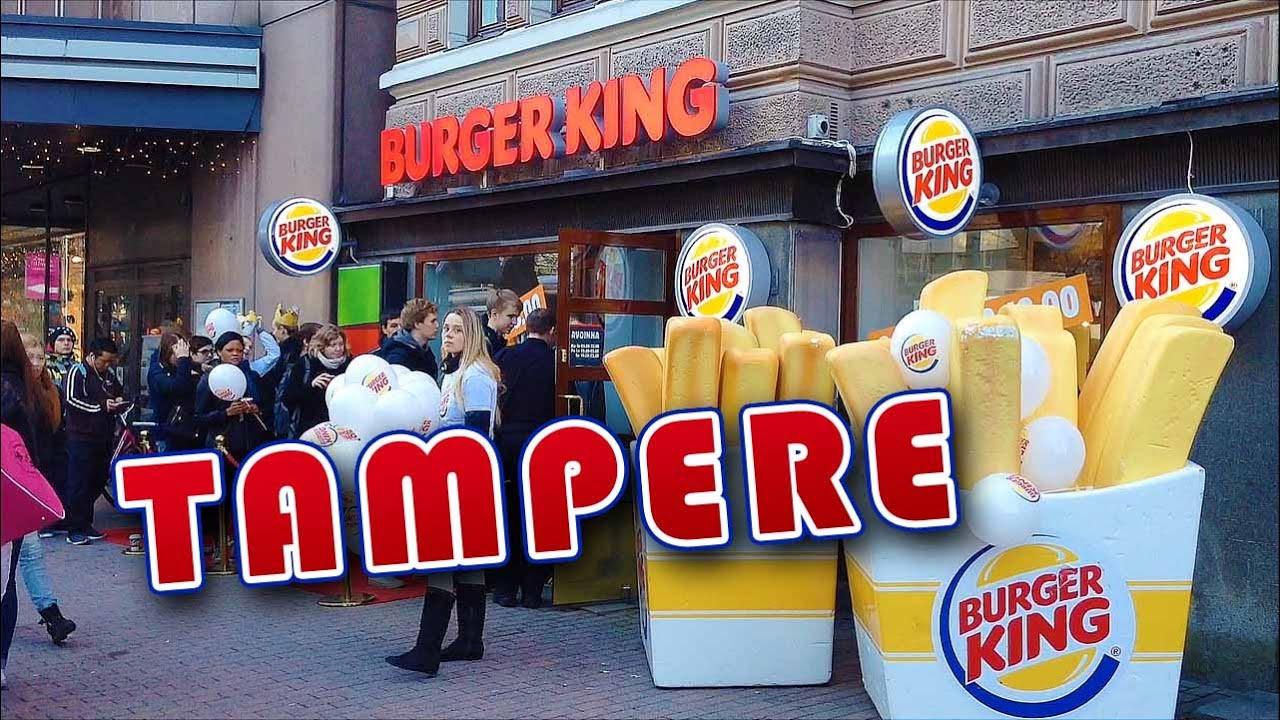 Burger Tampere