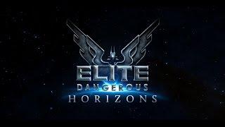 Elite: Dangerous Horizons Beta - Discovery on Merope 2 D