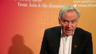 Jeffrey Archer speaks to Asia House