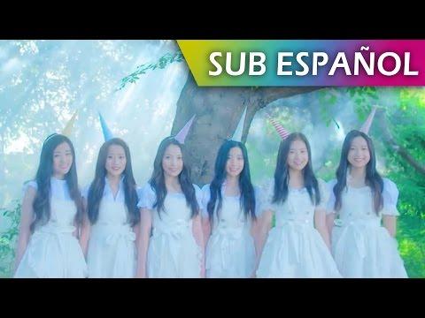 [MV] APRIL - Dream Candy [Sub Español]