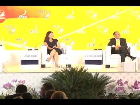 APEC CEO Summit Conversation with Leaders (Speech) 10/6/2013