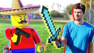 LEGO meets Minecraft 9