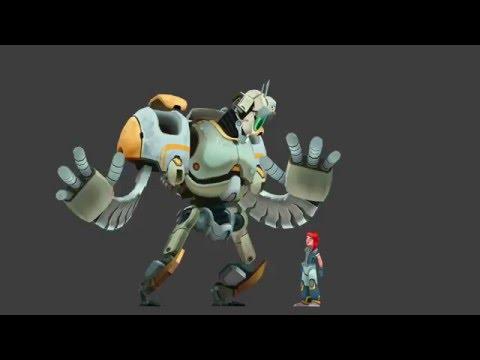 Wayward Animation Mega Cut |