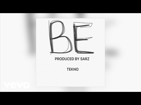 Tekno - BE (Official Audio)