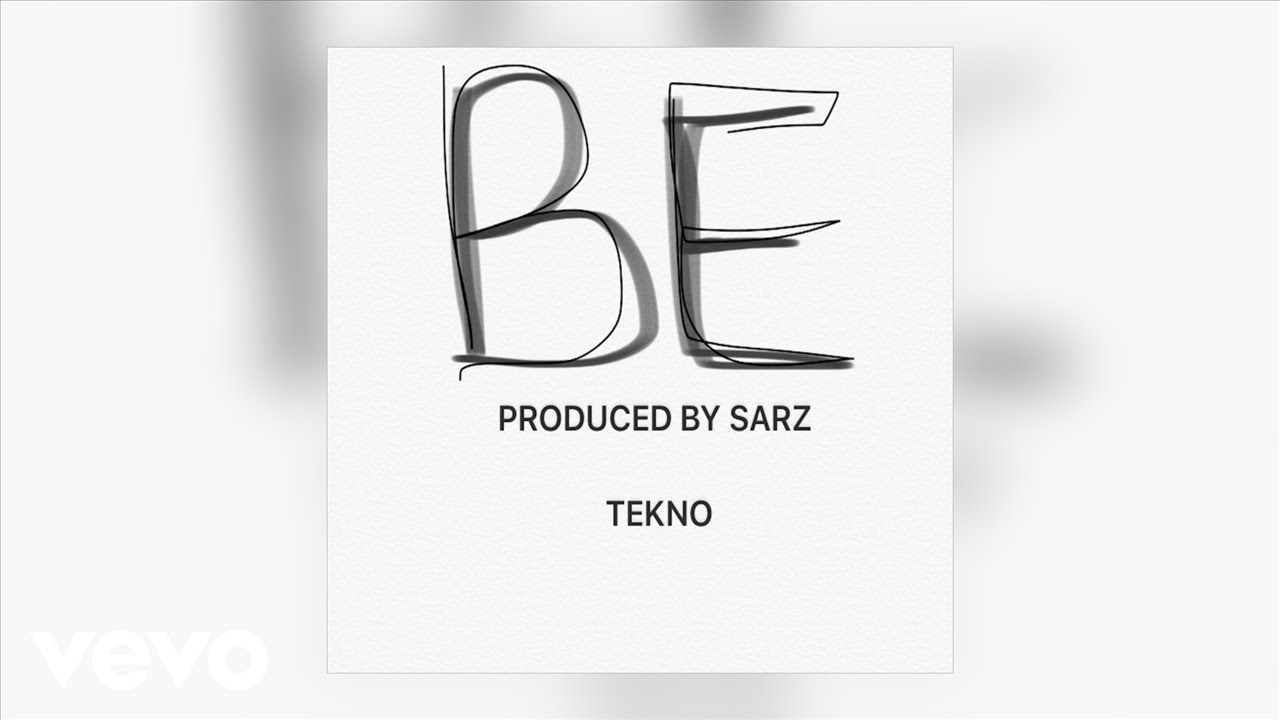 Download Tekno - BE (Official Audio)