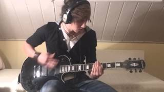 All Time Low - Lost in Stereo ( Guitar Cover)