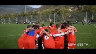 Juniors C1 : FC Visp 1-2 TEAM HAUT-LAC