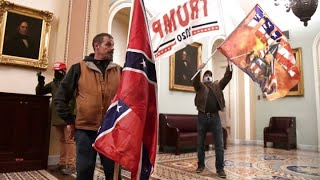 Protesters storm the U.S. Capitol, interrupting electoral vote count Pro-Trump protesters stormed the U.S. Capitol building in Washington, D.C., to disrupt the counting and certification of electoral votes some two months after Joe ..., From YouTubeVideos