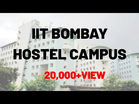 IIT  BOMBAY HOSTEL CAMPUS 😱😱