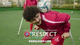 Meet Turkey's superstar amputee footballer #EqualGame
