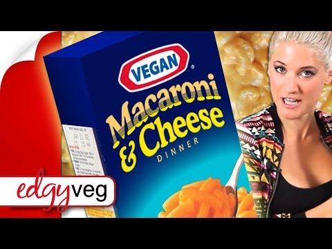 Daiya Vegan Macaroni and Cheese (Dairy-free Recipe) | The Edgy Veg