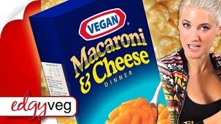 Daiya Vegan Macaroni and Cheese (Dairy-free Recipe) | The Edgy Veg