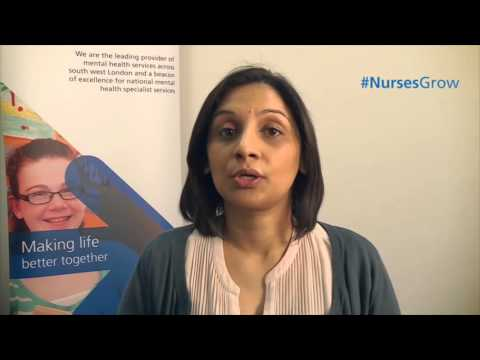 Nursing at South West London and St George's NHS Trust
