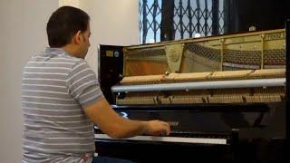 Omar Khairat, Khally Balak men 3a2lak - Tarek Refaat (Piano) موسيقى خلي بالك من عقلك لعمر خيرت