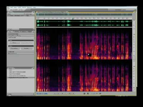 premier pro how to get rid of crackling in audio