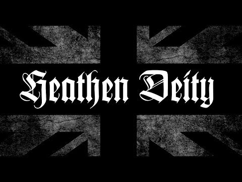 Heathen Deity - Chameleon Arts Cafe, Nottingham, UK (24/02/2018)