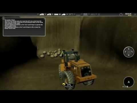 скачать игру симулятор добычи золота