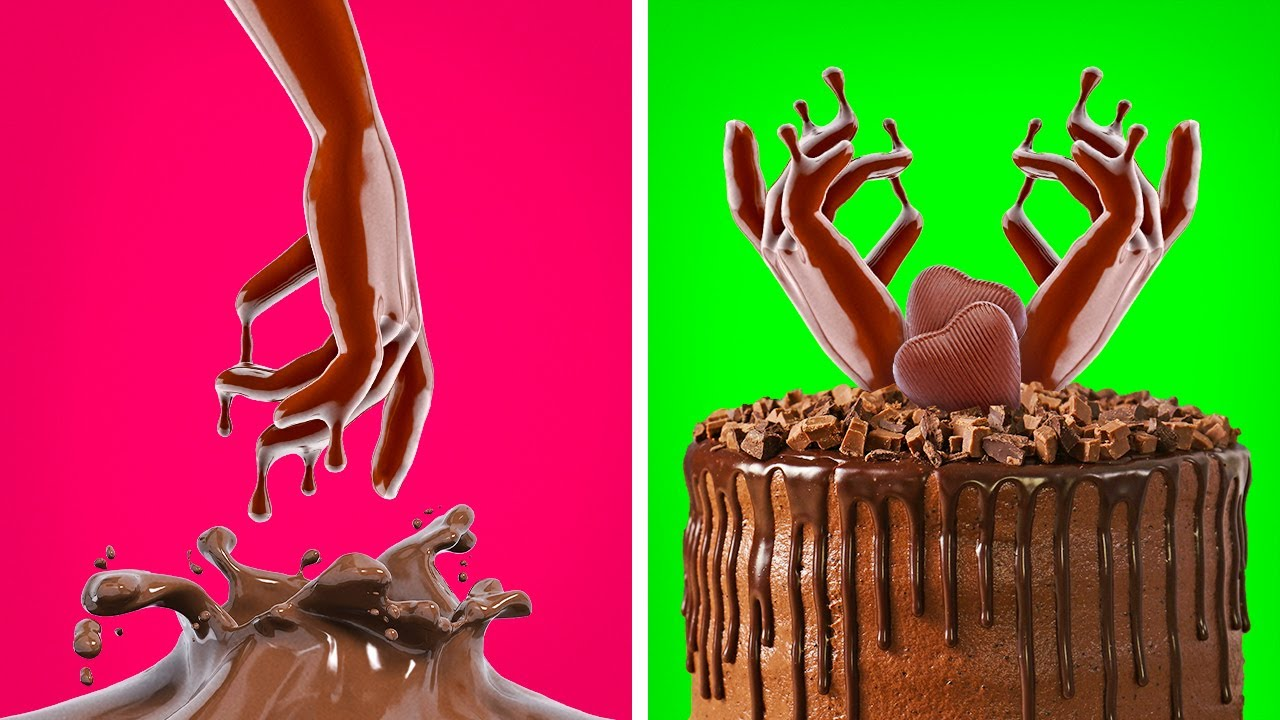 Download 30 AWESOME WAYS TO DECORATE YOUR DESSERTS