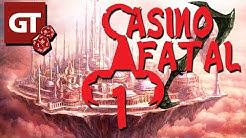 GameTube Pen & Paper: Casino Fatal - Dungeons & Dragons #1 - Ein ungleiches Quartett