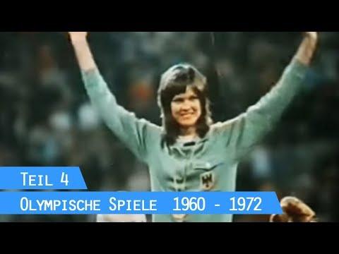 Olympische Spiele der Neuzeit   Teil IV: 1960 - 1972