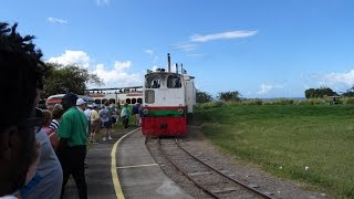 St Kitts Scenic Railway Tour - Basseterre St Kitts Scenic Train Ride